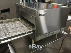 Used Lincoln 2501 Countertop Impinger Single Phase Electric Pizza Conveyor Oven