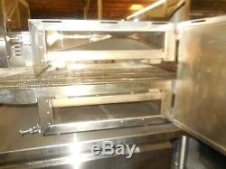 Used Ovention, Inc. Conveyor Pizza Oven, Electric