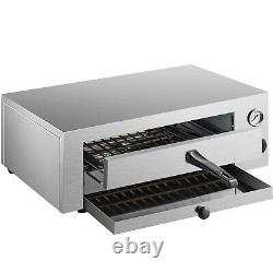 VEVOR Electric Pizza Oven Countertop Pizza Oven 16Pizza Baker Stainless Steel