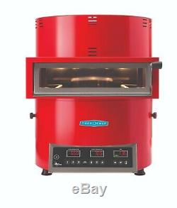 Ventless TurboChef Pizza Oven Fire unit DEMO