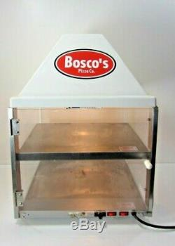 WISCO 680-1 Food Warmer Cabinet Case Food Oven Pizza Display Bosco's