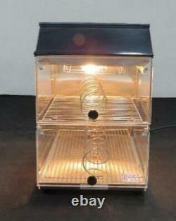 WISCO 727 Food Warmer Cabinet case food oven pizza display sandwich merchandiser
