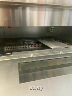 Waring Commercial Double Deck Pizza Oven