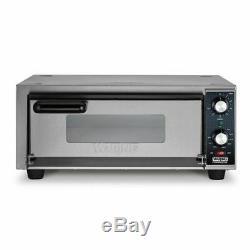 Waring WPO100 Medium Duty Single Deck Countertop Pizza Oven Commercial