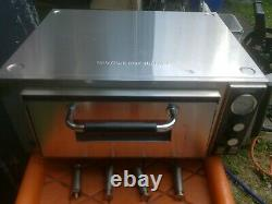 Waring WPO500 Commercial Single Deck Countertop Pizza Oven Used Tested Working