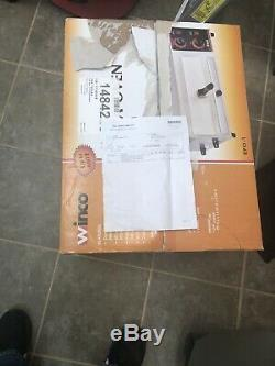 Winco EPO-1 Electric Countertop Pizza Oven BRAND NEW IN BOX