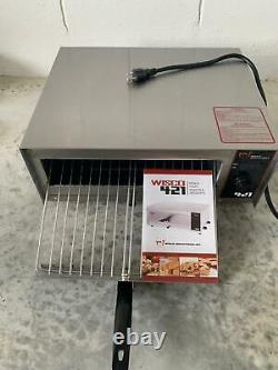 Wisco 421 Pizza Oven with LED Display