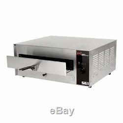 Wisco 561 Deluxe Commercial 16 Pizza and Multipurpose Oven