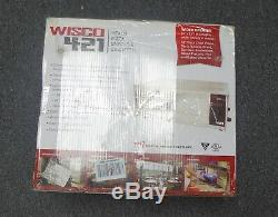 Wisco Industries Model 421 Commercial Pizza Oven withDigital Controls