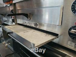 Wisco Pizza Pal Electric Oven #560 Stainless Steel Commercial Cooker Pristine